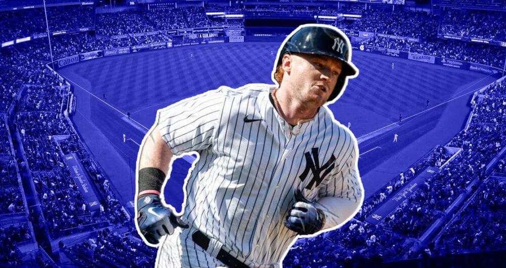 Opção Yankees Clint Frazier - 11