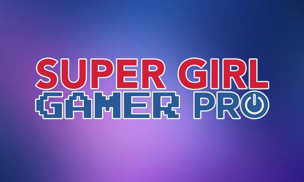 Super Girl Gamer
